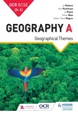 OCR GCSE (9–1) Geography A: Geographical Themes | Alan Parkinson,  Jo Coles | Hodder