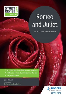 Study and Revise for GCSE: Romeo and Juliet | Jane Sheldon | Hodder