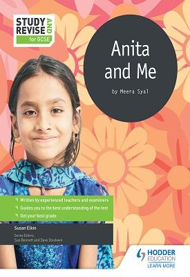 Study and Revise for GCSE: Anita and Me | Susan Elkin | Hodder