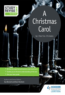Study and Revise for GCSE: A Christmas Carol   Sue Bennett   Hodder