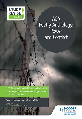 Study and Revise for GCSE: AQA Poetry Anthology: Power and Conflict | Margaret Newman,  Jo Gracey-Walker | Hodder