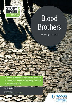 Study and Revise for GCSE: Blood Brothers | David James | Hodder