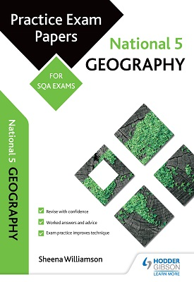National 5 Geography: Practice Papers for SQA Exams | Sheena Williamson | Hodder