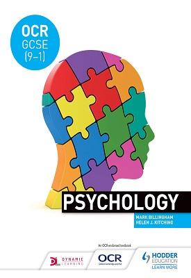 OCR GCSE (9-1) Psychology   Mark Billingham, Helen Kitching   Hodder