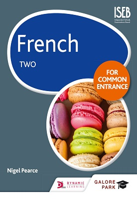 French for Common Entrance Two   Nigel Pearce   Hodder