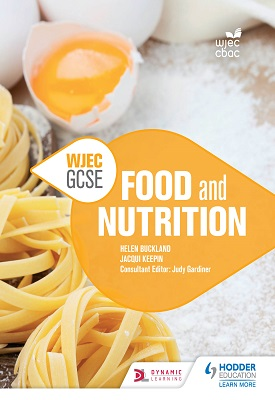 WJEC GCSE Food and Nutrition | Helen Buckland,  Jacqui Keepin | Hodder
