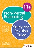 11+ Non-Verbal Reasoning Study and Revision Guide