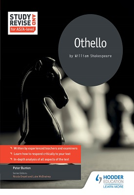 Study and Revise for AS/A-level: Othello | Bunten, Pete | Hodder