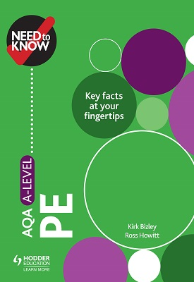 Need to Know: AQA A-level PE | Philip Allan | Hodder