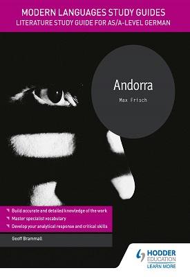 Modern Languages Study Guides: Andorra | Geoff Brammall | Hodder