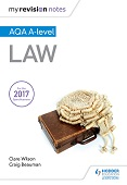 My Revision Notes: AQA A-level Law