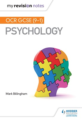 My Revision Notes: OCR GCSE (9-1) Psychology | Mark Billingham | Hodder