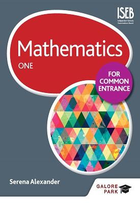 Mathematics for Common Entrance One | Serena Alexander | Hodder