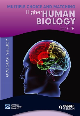 Higher Human Biology for CfE: Multiple Choice and Matching | Clare Marsh, James Simms | Hodder
