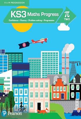 KS3 Maths Progress Student Book Pi 2 | Nick Asker, Sharon Bolger, Lynn Byrd | Pearson
