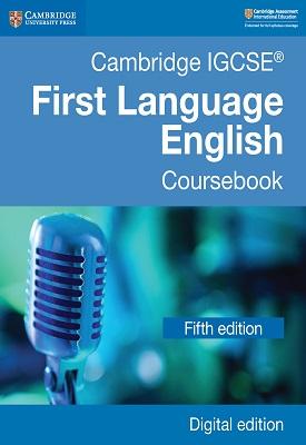 Cambridge IGCSE First Language English Coursebook | Marian Cox | Cambridge