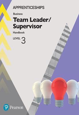Apprenticeship Team Leader / Supervisor Level 3   Pearson   Pearson