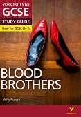 Blood Brothers: York Notes for GCSE 9-1