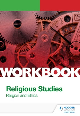 OCR A Level Religious Studies: Religion and Ethics Workbook | Hugh Campbell | Hodder