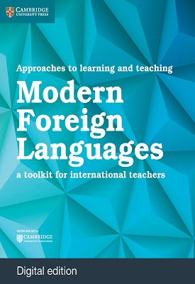 Approaches to Learning and Teaching Modern Foreign Languages | Paul Ellis, Lauren Harris | Cambridge