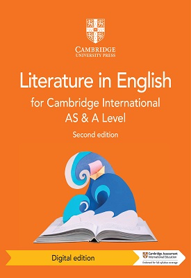 Cambridge International AS & A Level Literature in English Coursebook | Elizabeth Whittome | Cambridge‎