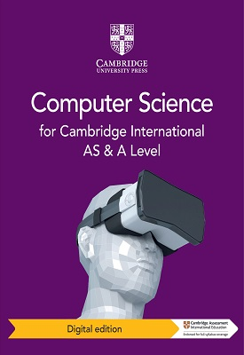 Cambridge International AS and A Level Computer Science Coursebook | Sylvia Langfield, Dave Duddell | Cambridge‎