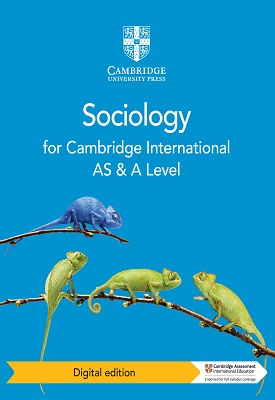 Cambridge International AS and A Level Sociology Coursebook | Chris Livesey, Jonathan Blundell | Cambridge‎