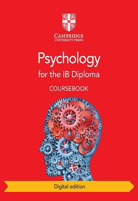 Psychology for the IB Diploma | Jacob Solomon | Cambridge