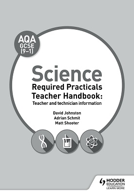 AQA GCSE (9-1) Science Teacher Lab Book | David Johnston, Adrian Schmit, Matt Shooter | Hodder