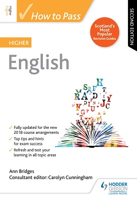 How to Pass Higher English: Second Edition | Ann Bridges | Hodder