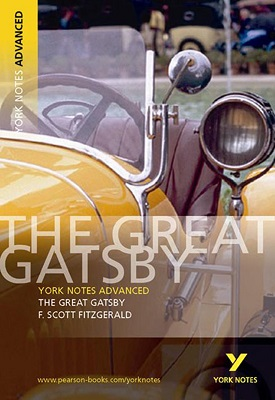 The Great Gatsby York Notes Advanced | F Scott Fitzgerald | Pearson