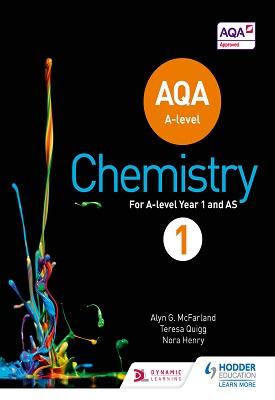 AQA A Level Chemistry Student Book 1   Alyn McFarland, Teresa G Quigg, Nora Henry   Hodder