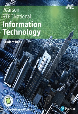 BTEC Nationals Information Technology Student Book | Jenny Phillips, Alan Jarvis | Pearson