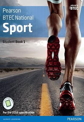 BTEC Nationals Sport Student Book 1 | Adam Gledhill | Pearson