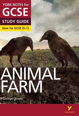 Animal Farm: York Notes for GCSE 9-1 | Wanda Opalinska | Pearson