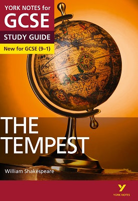 The Tempest: York Notes for GCSE 9-1 | Emma Page | Pearson