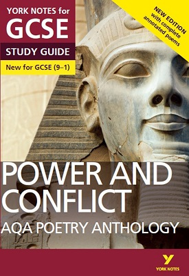 AQA Poetry Anthology - Power and Conflict: York Notes for GCSE 9-1 | Ms Beth Kemp | Pearson