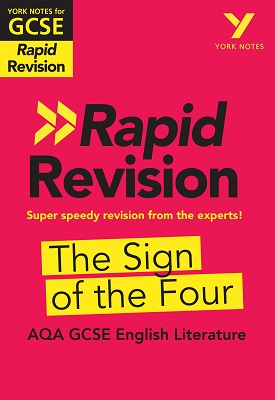 York Notes for AQA GCSE (9-1) Rapid Revision: The Sign of the Four | Maria Cairney | Pearson