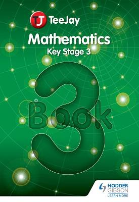 TeeJay Mathematics Key Stage 3 book 3 | James Cairns, James Geddes, Tom Strang | Hodder
