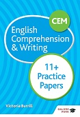 CEM 11+ English Comprehension & Writing Practice Papers