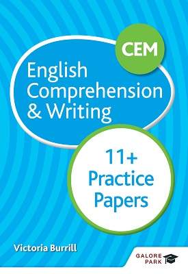 CEM 11+ English Comprehension & Writing Practice Papers | Victoria Burrill | Hodder
