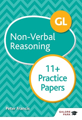 GL 11+ Non-Verbal Reasoning Practice Papers | Peter Francis | Hodder