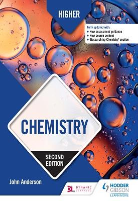 Higher Chemistry: Second Edition   John Anderson   Hodder
