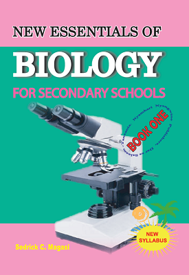 New Essentials of Biology for secondary schools | Godfrey Rutta Bukagile - Chief Editor | Nyambari Nyangwine Publishers