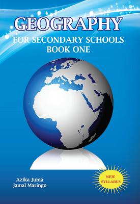 Geography for secondary schools - book one | Juma Azika, Jamal Maringo | Nyambari Nyangwine Publishers
