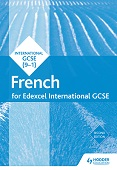 Edexcel International GCSE French Grammar - Workbook - Second Edition