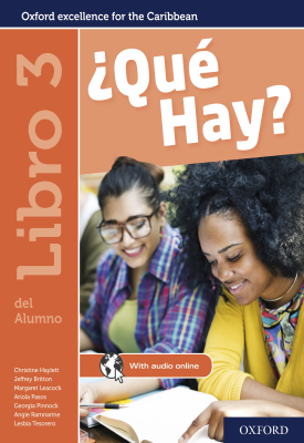 ¿Qué Hay? Libro del Alumno 3 | Christine Haylett | Oxford University Press