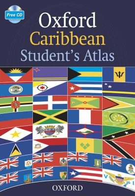Oxford Caribbean Student's Atlas | Wilson Wiegand | Oxford University Press