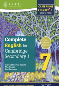 Complete English for Cambridge Lower Secondary 1: Stage 7