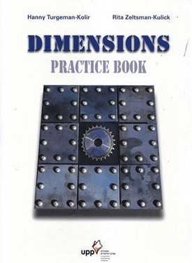 Dimensions Practice Book | Hanni Turgeman and R | UPP